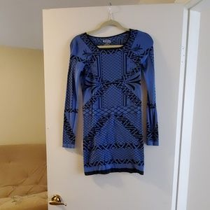 Free People intimately geometric design dress